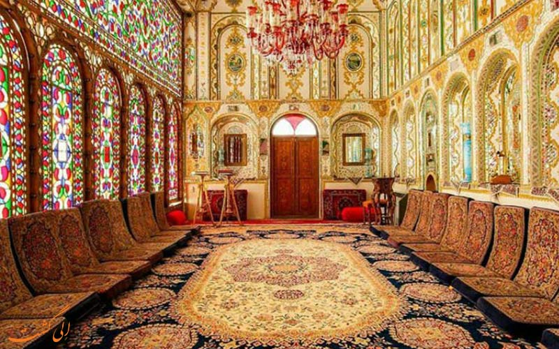 خانه ملا باشی یا معتمدی اصفهان - شهر اصفهان