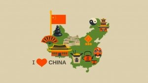 چین کشوری قدرتمند