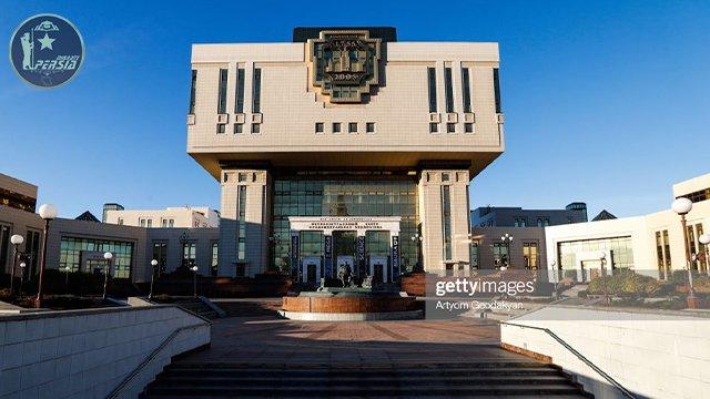 کتابخانه دانشگاه لومونوسوف